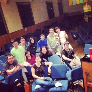 Love our James fellowship kids. We'd be proud to call them our own kids :)